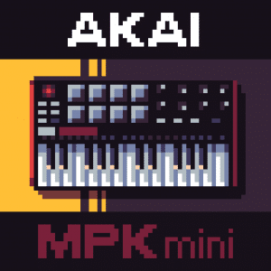 akai mpk mini design