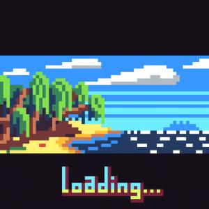 island loading screen