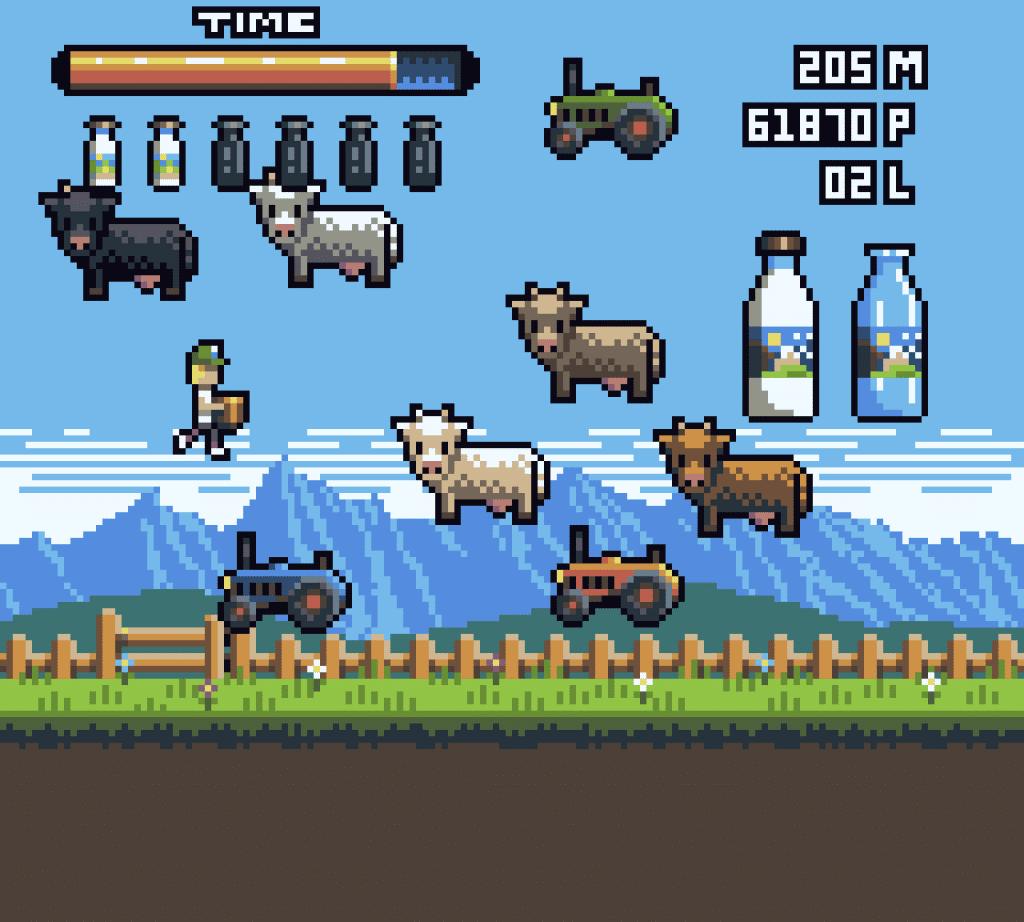 milk the cows remake mockup 22 colors version